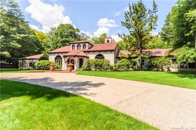 Cheshire Single Family Home For Sale: 65 Mountain Brook Circle