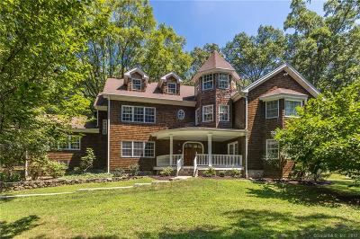 Ridgefield CT Single Family Home For Sale: $949,000