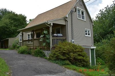 Plymouth Single Family Home For Sale: 60 Town Line Road