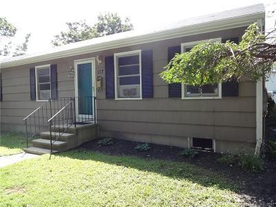 Fairfield Condo/Townhouse For Sale: 117 Granville Street #117