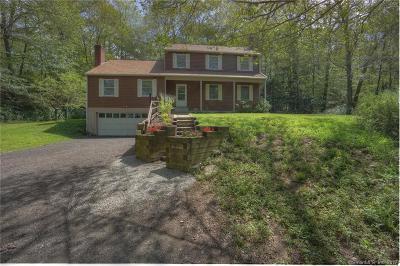 Preston Single Family Home For Sale: 142 Krug Road