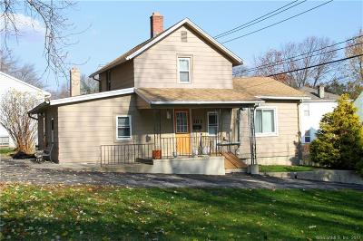 Waterbury Single Family Home For Sale: 103 Whitewood Road