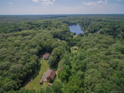 Single Family Home For Sale: 1029 Hoop Pole Road