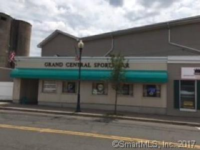 Wallingford Commercial For Sale: 70 Quinnipiac Street