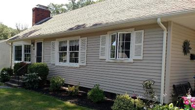 Groton Single Family Home For Sale: 145 Laurelwood Road