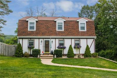 Waterbury Single Family Home For Sale: 214 Clough Road