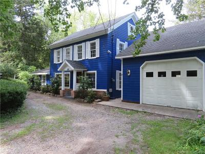 Fairfield County Single Family Home For Sale: 77 Hanover Road