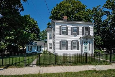Stratford Single Family Home For Sale: 952 East Broadway