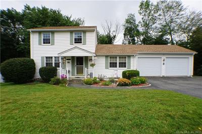 Torrington Single Family Home For Sale: 159 Allison Drive