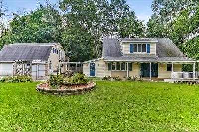 Southbury Single Family Home For Sale: 75 Manor Road