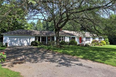 Orange Single Family Home For Sale: 281 Old Tavern Road