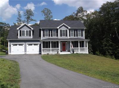 Ledyard Single Family Home For Sale: 19 Tom Allyn Court