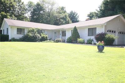Southbury Single Family Home For Sale: 197 North Poverty Road