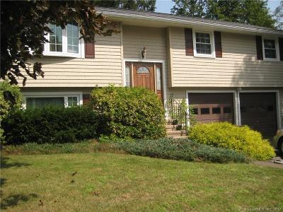 Meriden Single Family Home For Sale: 17 Kenwood Road