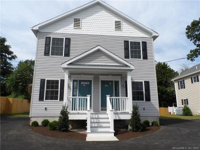 Norwalk Condo/Townhouse For Sale: 10 Adamson Avenue #A