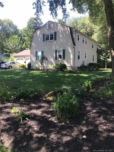 Southington Single Family Home For Sale: 172 Maplewood Road