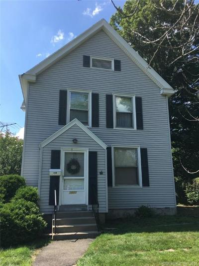 Trumbull CT Single Family Home For Sale: $275,000