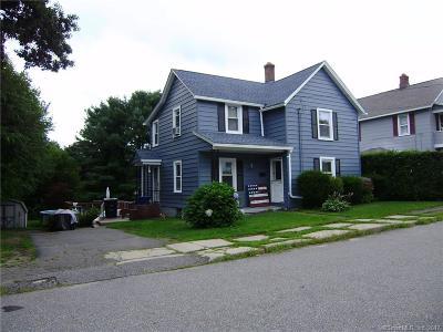 Torrington Single Family Home For Sale: 25 Millard Street