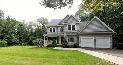 Cheshire Single Family Home For Sale: 744 Peck Lane