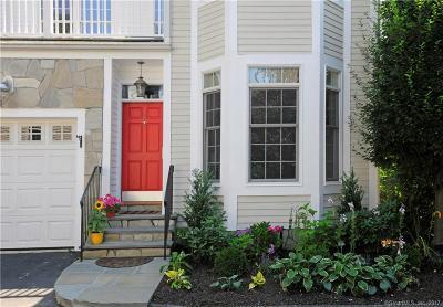 Greenwich Condo/Townhouse For Sale: 362 Davis Avenue #4