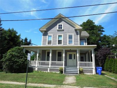 Middletown Single Family Home For Sale: 170 Lincoln Street