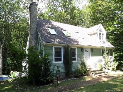 Old Saybrook Single Family Home For Sale: 17 Fox Hollow Road