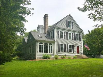 Old Lyme Single Family Home For Sale: 60 Shore Road