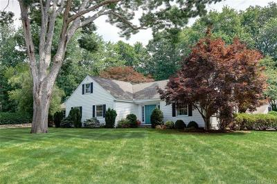 Old Saybrook Single Family Home For Sale: 8 Trolley Crossing