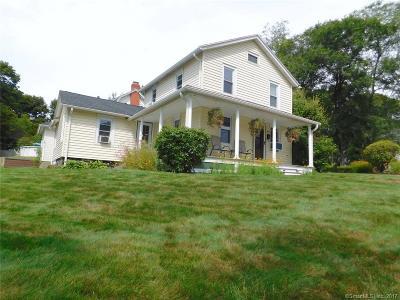 Naugatuck Single Family Home For Sale: 84 Walnut Street