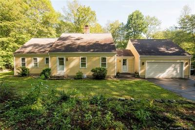 Lyme Single Family Home For Sale: 109 Town Woods Road