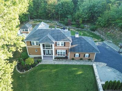 Danbury Single Family Home For Sale: 7 Coach Hill