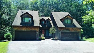 Wolcott Single Family Home For Sale: 108 Potuccos Ring Road