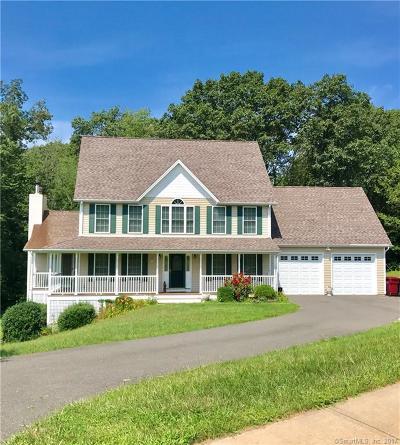 Naugatuck Single Family Home For Sale: 246 Osborn Road