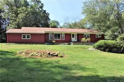 Woodbridge Single Family Home For Sale: 16 Enoch Drive