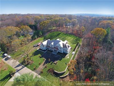 Fairfield County Single Family Home For Sale: 198 West Hills Road