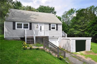 Torrington Single Family Home For Sale: 1026 Highland Avenue