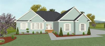 Ledyard Single Family Home For Sale: Lot #1 Applewood