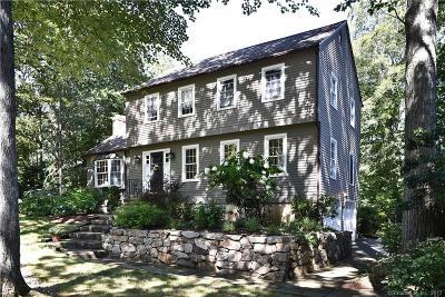 Branford Single Family Home For Sale: 24 Pepperwood Lane
