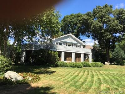Stonington CT Single Family Home For Sale: $549,000