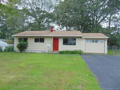 Groton CT Single Family Home For Sale: $144,900