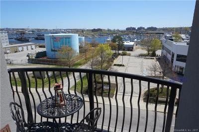 New London Condo/Townhouse For Sale: 461 Bank Street #605