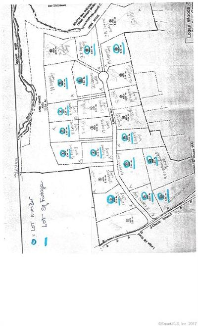 Tolland County, Windham County Residential Lots & Land For Sale: 4 Logans Way
