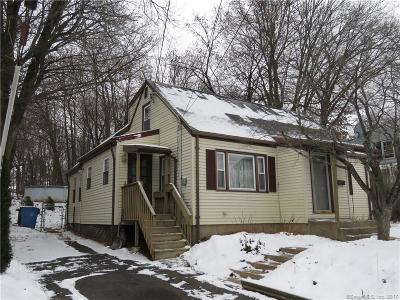 New Britain Single Family Home For Sale: 87 Eastwick Road