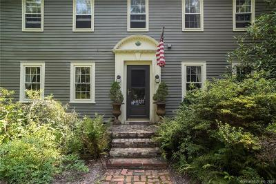 Old Lyme Single Family Home For Sale: 111 Boston Post Road