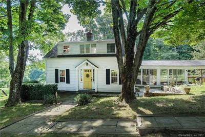 Redding Single Family Home For Sale: 28 Cross Highway