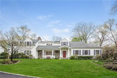 Fairfield County Single Family Home For Sale: 11 Pondfield Lane