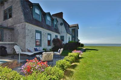 Old Saybrook Single Family Home For Sale: 25 Pettipaug Avenue