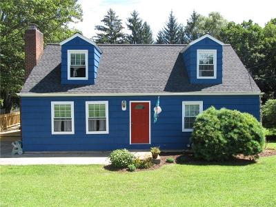 Cheshire Single Family Home For Sale: 1462 Marion Road