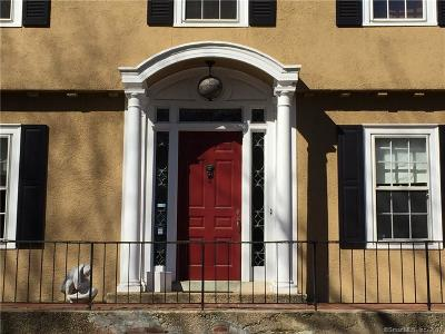 West Hartford Single Family Home For Sale: 17 Concord Street
