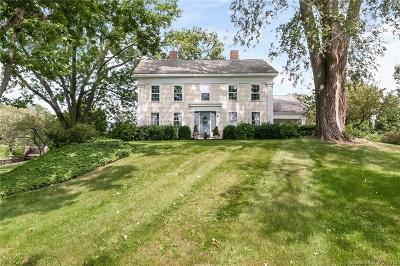 Woodstock Single Family Home For Sale: 43 Center School Road